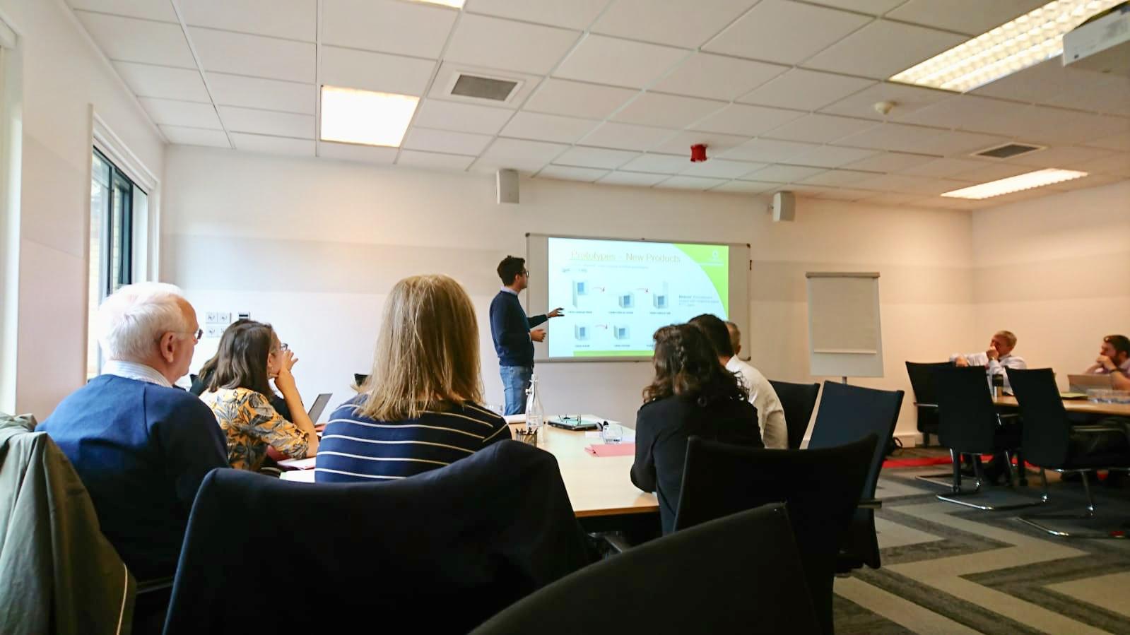 Meeting progetto Ecobulk